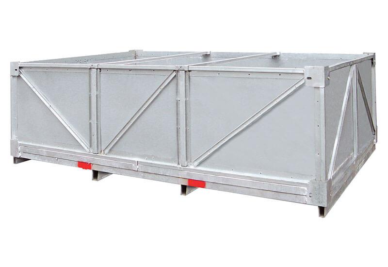 螺栓式鐵密箱