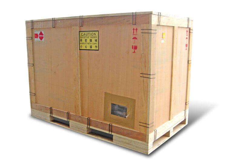 卡扣式膠合板木箱